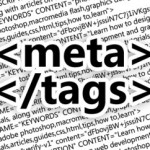 meta tags keyword, palabras clave