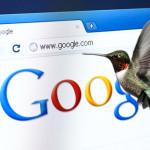 cambios en el algoritmo de Google, hummingbird, el colibri